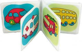 <b>Книжка Canpol</b> babies <b>мягкая</b> с пищалкой 2/803 машины 250989069