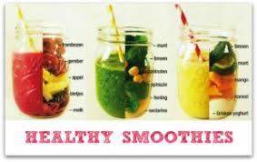 recepten groenten smoothies