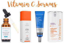 best topical vitamin c for skin