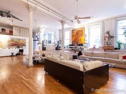 3 bedroom apartments for rent. New York 3 Bedroom Loft Duplex Apartment Living Room NY 5278 Apartments For Rent 6