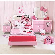 HELLO KITTY BEDROOM IN A BOX