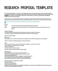 Proposal Template Doc Simple Project Example – Bleachbath.info