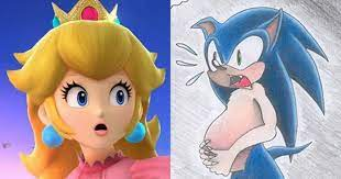 After chasing him for so long, he's now mine. Why Is Sonic Pregnant Deviant Video Game Trends That Won T Go Away