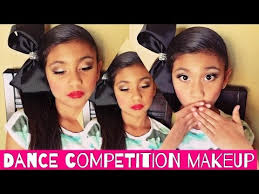 dance peion makeup tutorial