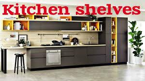 Modern Kitchen Shelves Design Modern Kitchen Kitchen Shelves Photo Ideas Of Impeccable Design