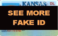 With License Drivers Template Review Novelty Id Free Id Fake Kansas -