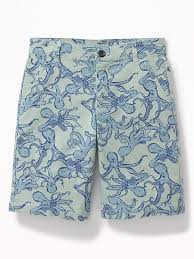 <b>Built</b>-In Flex <b>Twill Shorts</b> for Boys | Old navy, <b>Twill shorts</b>, Patterned ...