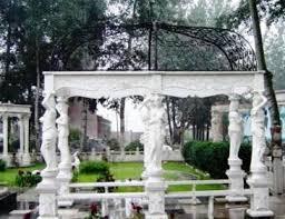 garden columns. Marble Gazebo Italian Statue Column Gazebos Garden Columns T