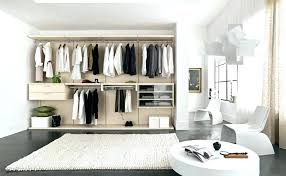 Open Concept Closet Open Closet In Bedroom Open Wardrobe Ideas