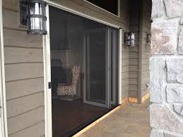 retractable screen doors. VistaView™Large Opening Retractable Screen Doors -