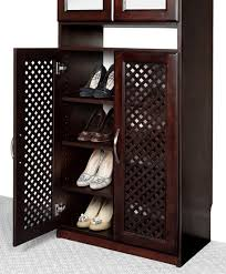 Gorgeous Wooden Shoe Cabinet Furniture Best Shoe Rack Design Ideas Pictures  Javahouse Javahouse
