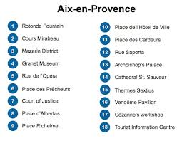 aix en provence map legend © french moments french moments Maps Aix En Provence Maps Aix En Provence #35 map aix en provence france
