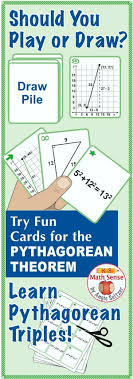 best ideas about pythagorean triple pythagoras multi match game cards 8g the pythagorean theorem and coordinates