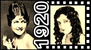 1920 Hair Style real 1920s hairstyle for long hair movie icons youtube 1046 by wearticles.com