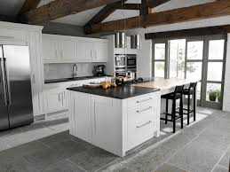 White Shaker Style Kitchens Used Kitchen Cabinets In Utah Modern Kitchen Gray Cabinets White