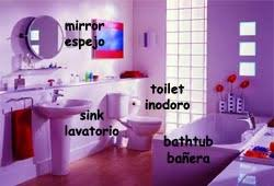 bathroom in spanish. Modren Bathroom Bathroom In Spanish Expand Your Vocabulary With Bathroom For In T