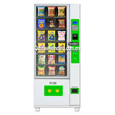 Snack Vending Machine Malaysia Best Snack Vending Machine VSL48G QCoffee Vending Instant Coffee