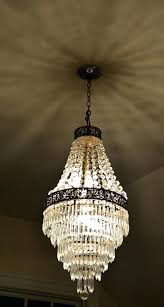 modern french chandelier get ations a arc in morn copper crystal floor living empire antique