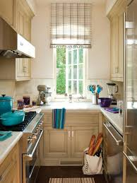 Design For Small Kitchens Small Kitchen Window Treatments Hgtv Pictures Ideas Hgtv