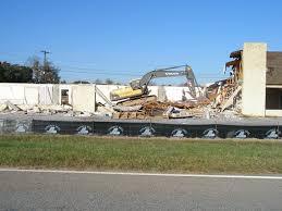 demolition of old building greenville shop moving property demolition of old building pb020016 jpg