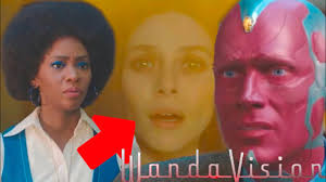 This wandavision trailer does paint hahn's character in that light, but it doesn't give her a name or set up her backstory. The Mind Stone Is Back Sword Trapped In A Sitcom Monica Rambeau Wandavision Trailer 2 Breakdown Youtube