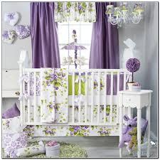 lavender nursery bedding organic owl quilt baby crib