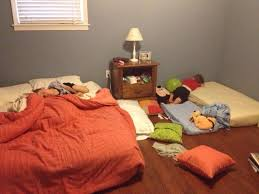 Bed Sharing With A Toddler