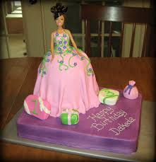 Barbie Cakes Decoration Ideas Little Birthday Cakes