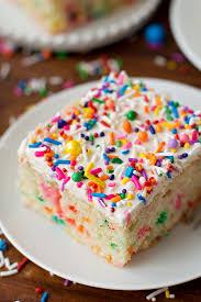 Homemade Funfetti Cake Life Made Simple