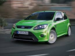 Ford Focus RS Road Car Technology used in Racing - Photos