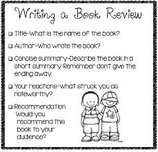 introducing opinion writing in the classroom ashleigh s  writing a book review