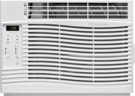 Frigidaire - 150 Sq. Ft. Window Air Conditioner White Front_Zoom FFRA0522U1