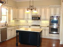 distressed kitchen cabinets images white and black