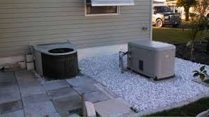 Generac installation 20kw Generac Daves Home Helper Service Inc Generator Installation