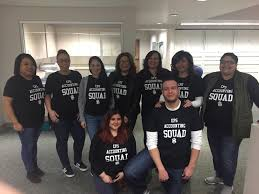 Group Friendship Shirts Design Custom T Shirts For Accounting Squad Shirt Design Ideas