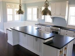 kitchen ideas white cabinets black countertop. Appealing White Kitchen Cabinets With Black Countertops Ideas Countertop F