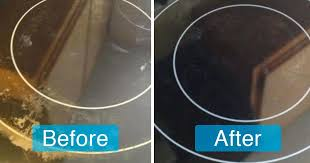 cleaning glass top stoves cleaning glass top stoves with burnt sugar