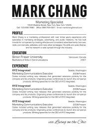 What Does A Good Job Resume Look Like Youtuf Com