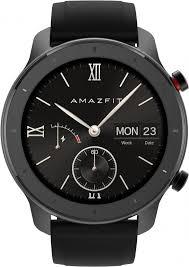Смарт-часы Amazfit <b>GTR 42mm black</b> — купить умные часы по ...