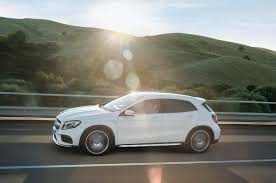 Mercedes Colour Chart 2017 2017 Mercedes Benz Gla Facelift Prices And Specs Released