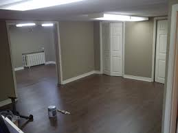 Charming ... Laminate Flooring In The Basement ... Awesome Design
