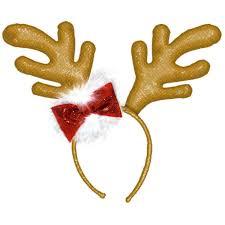 wilk antler headband diy deer headband red section 1 pack cosmetics jewellery
