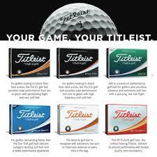 Titleist Compression Chart Titleist Trufeel Yellow Golf Balls Free Personalisation Offer
