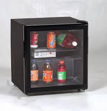 glass door refrigerator glass door mini refrigerator inside glass door mini fridge glass door