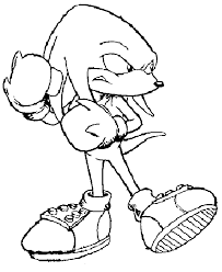 Small Picture Free Printable Sonic The Hedgehog Coloring Pages For Kids Sonic