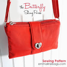 Purse Sewing Patterns New Emmaline Bags Sewing Patterns And Purse Supplies New Bag Pattern