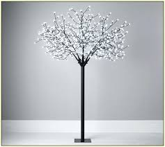 indoor tree with lights twig tree with led lights home design ideas indoor tree lights