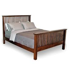 Spindle Beds - Solid Wood Bed Frames | Robinson Clark
