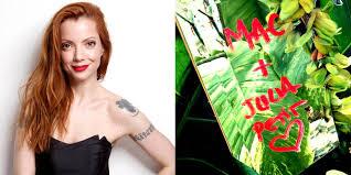 brazilian beauty ger julia pe lands her own mac collection x makeup