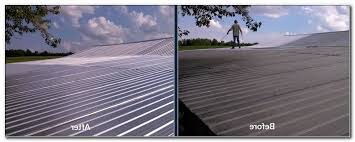 best paint for corrugated metal roof